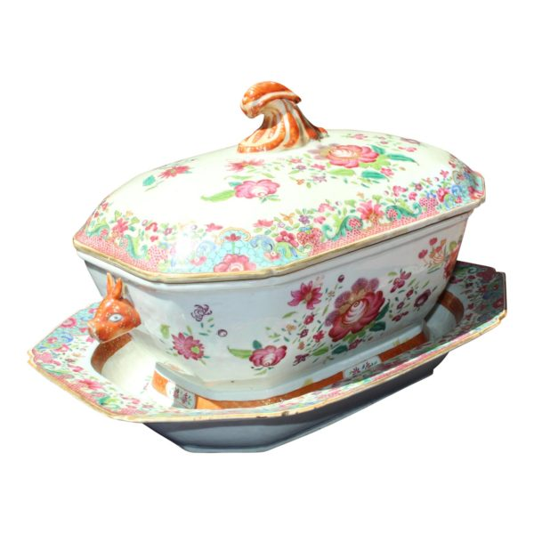 19th-c-chinese-export-tureen-with-tray-7349