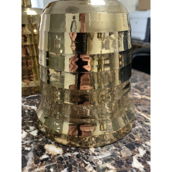 beehive-motif-mid-century-brass-candlesticks-a-pair-7491