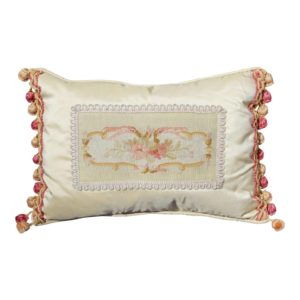 19-c-french-aubusson-silk-pillow-8133