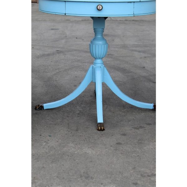1920s-vintage-regency-style-blue-painted-round-occasional-table-3564