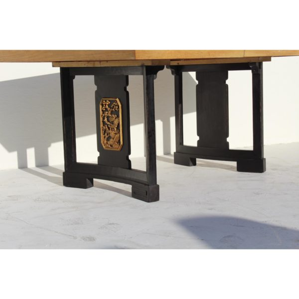 1940s-vintage-james-mont-dining-table-3825