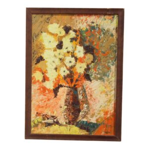 1960s-mid-century-modern-floral-painting-3511