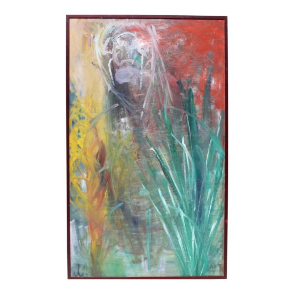 1960s-vintage-abstract-framed-painting-3358