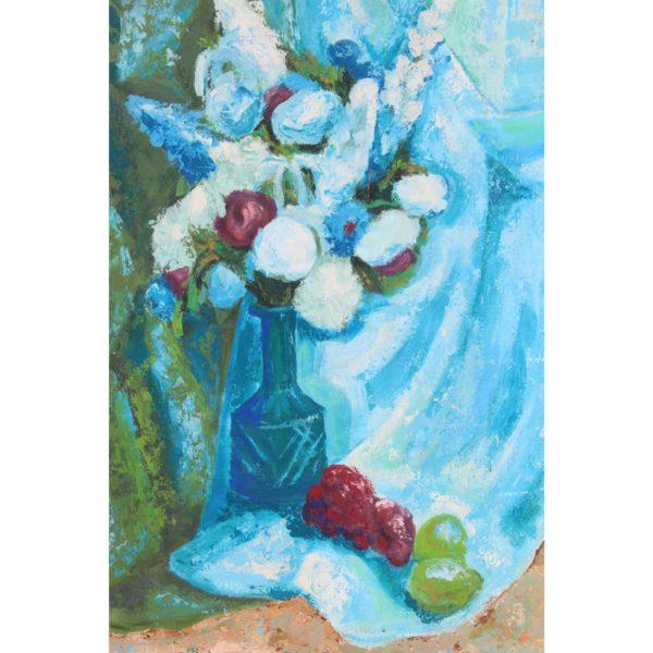 1960s-vintage-cheryl-hall-floral-still-life-oil-painting-7547