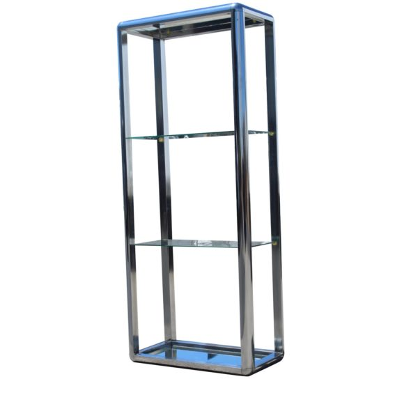 1970s-chrome-mirrored-display-case-stand-4676