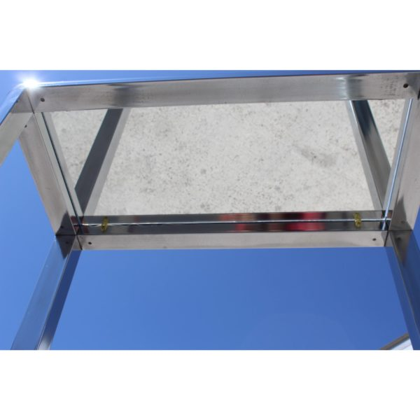 1970s-chrome-mirrored-display-case-stand-7485