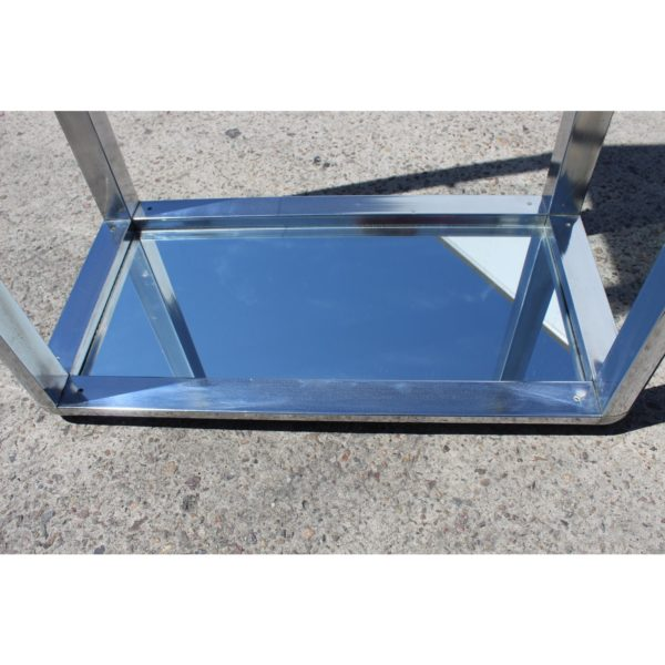 1970s-chrome-mirrored-display-case-stand-8283