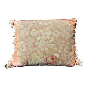 19th-century-antique-french-needlepoint-silk-and-velvet-pillow-0422