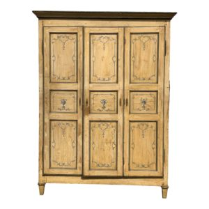 french-neoclassic-painted-armoire-6337