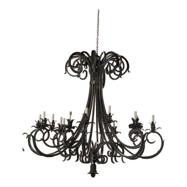 massive-wrought-iron-chandelier-8960