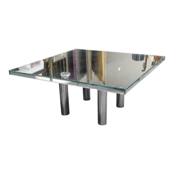mid-century-hollywood-style-glass-mirror-dining-table-1171