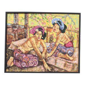 mid-century-modern-japanese-geisha-girls-painting-1914