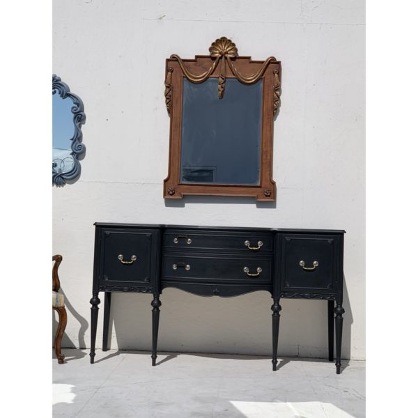 Late 19th Century French Empire Style Mirror