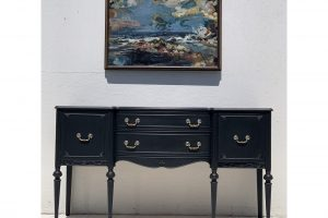 1940s-traditionalpainted-grey-sideboard-6750