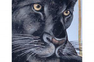 1960s Black Panther Art