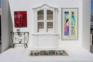 20th-century-modern-matisse-poster-with-brushed-silver-frame-6766