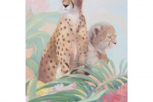 art-deco-style-monumental-massive-art-painting-of-tropical-cheetah-5028
