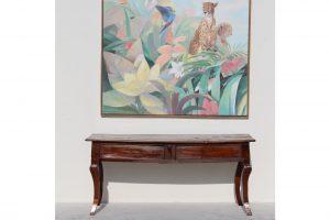 art-deco-style-monumental-massive-art-painting-of-tropical-cheetah-7863