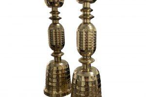 beehive-motif-mid-century-brass-candlesticks-a-pair-8013