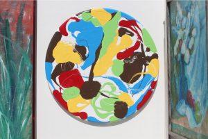 contemporary-modern-round-thick-pallet-art-3899