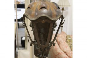 metal-and-copper-sconces-handcrafted-from-budapest-with-turtle-back-top-a-pair-3791