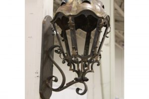 metal-and-copper-sconces-handcrafted-from-budapest-with-turtle-back-top-a-pair-5951