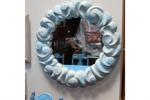 shabby-chic-cottage-style-blue-and-cream-round-mirror-0852