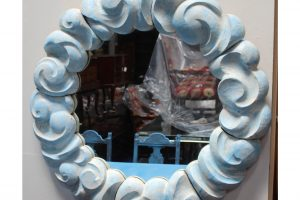 shabby-chic-cottage-style-blue-and-cream-round-mirror-0916