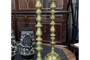 tall-middle-eastern-mid-century-brass-candlesticks-a-pair-7702